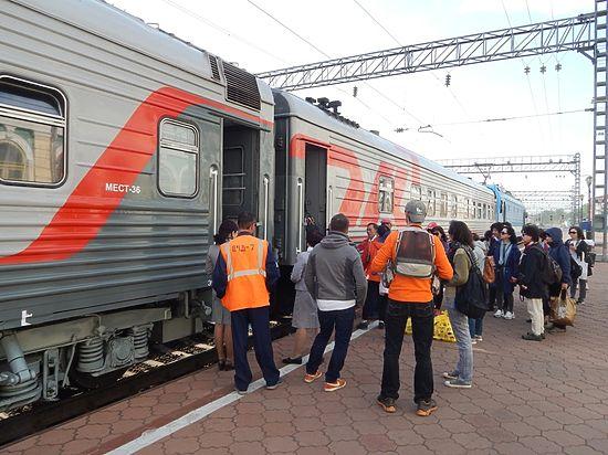 По дорогам Победы в Москву