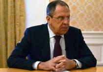 Сергей Лавров: «Обижаться мы не умеем»