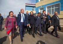 В Баяндаевском районе открылась современная больница