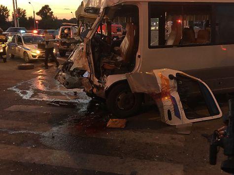 Четверо пострадавших вДТП савтобусом №2 находятся в клиниках Иркутска