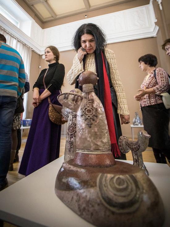 Портреты Байкала в глиняных образах