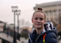 Иркутская акробатка мечтает попасть в сборную по футболу