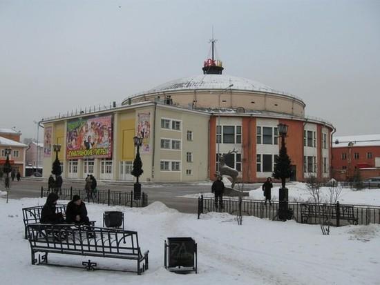 Находиться в помещении Иркутского цирка опасно— генпрокуратура