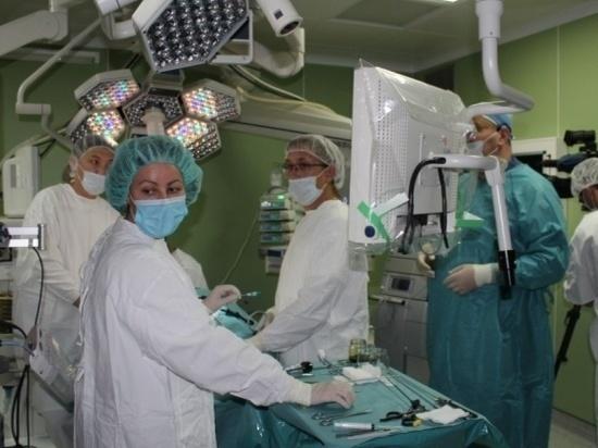 Хирургический прорыв