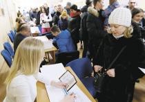 Москва показала образцово чистые выборы