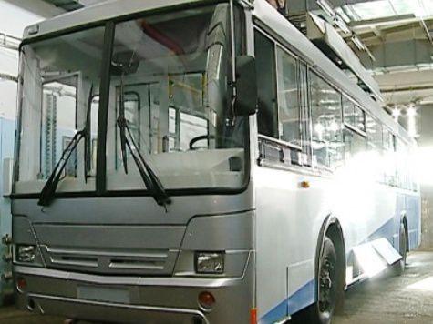 Скромный троллейбус